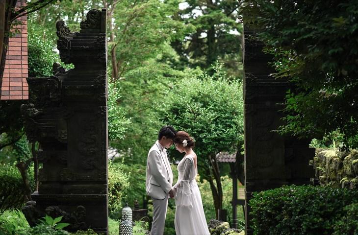 伊豆高原フォトウェディング バリ島フォト 伊豆前撮り