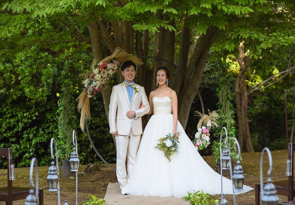 伊豆邸宅結婚式 伊豆高原プライベート挙式 静岡ウェディングフォト