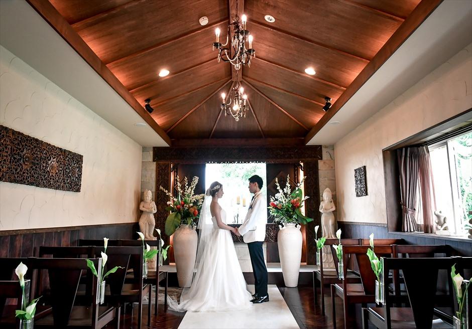 静岡結婚式 伊豆高原ウェディング アンダリゾート伊豆高原チャペル