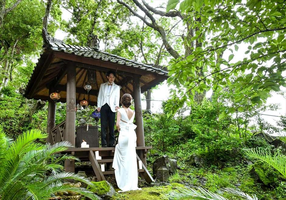 伊静岡結婚式前撮り 静岡2人挙式 伊豆前撮り アンダリゾート伊豆高原