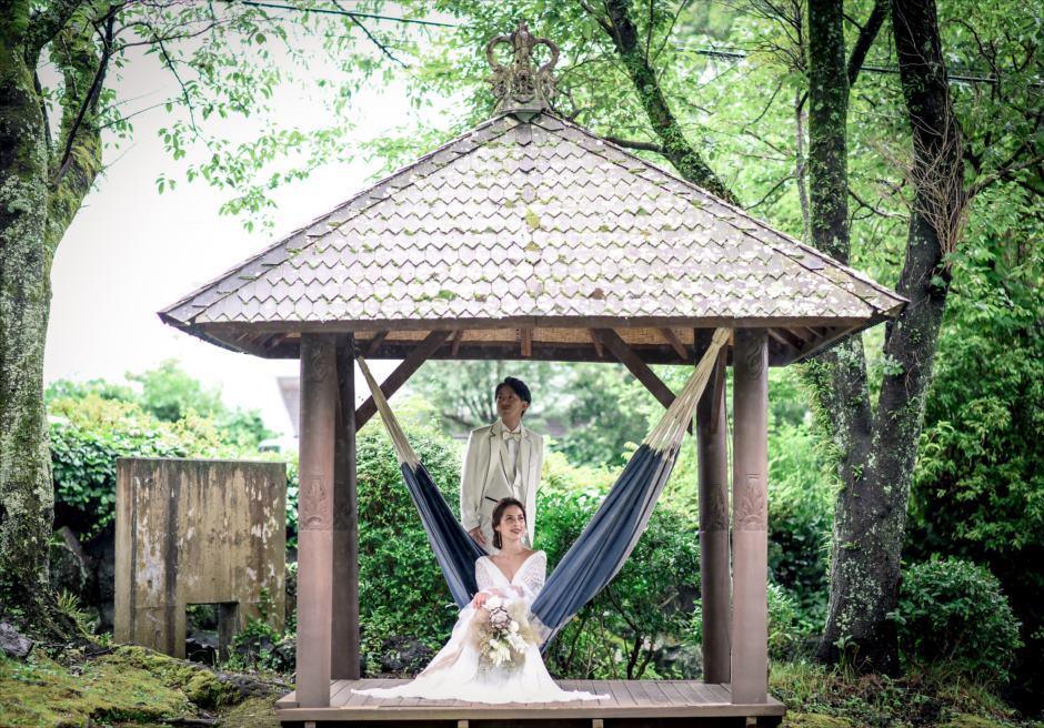 静岡前撮り 伊豆結婚式前撮り 静岡フォトウェディング アンダリゾート伊豆高原
