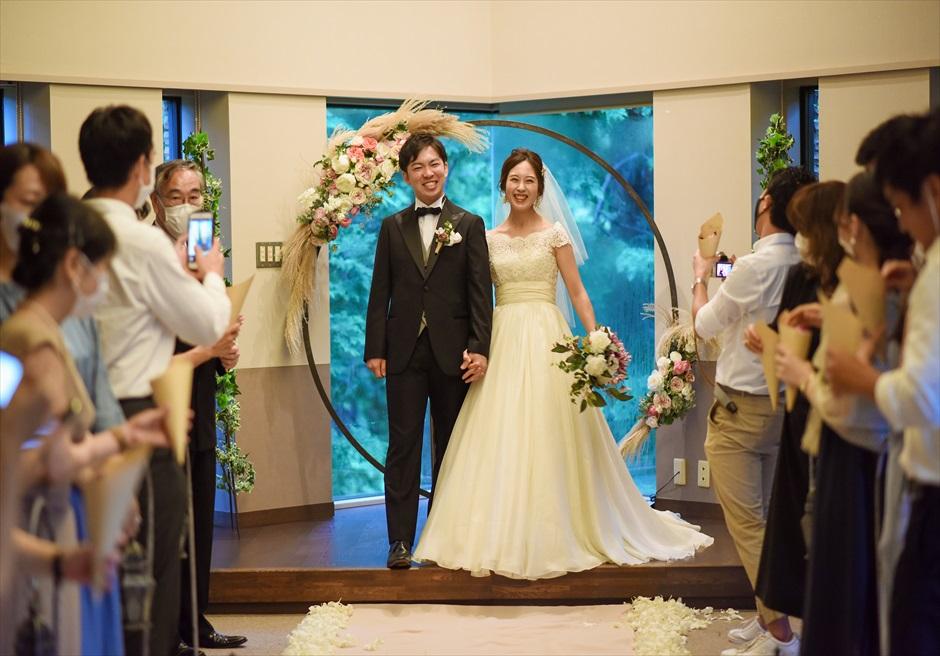 静岡ウェディング 伊豆邸宅挙式 プライベート・ウェディング
