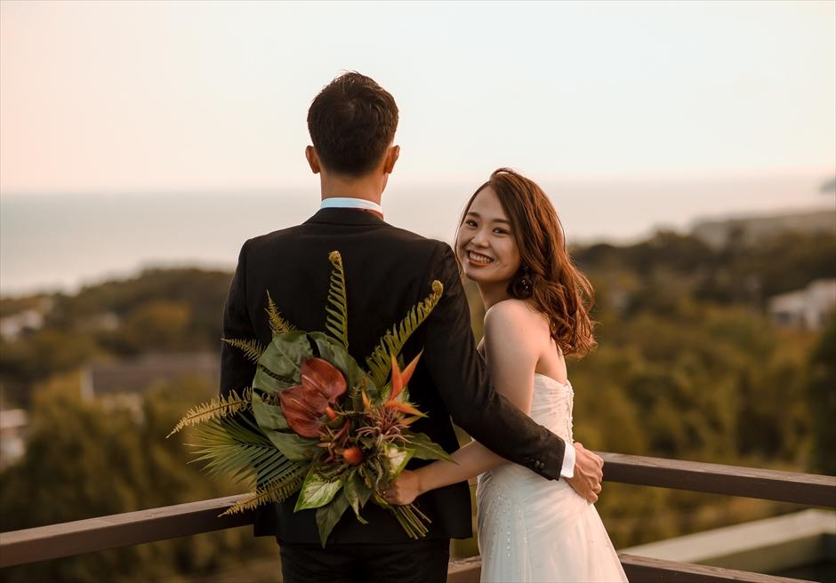 静岡フォトウェディング 伊豆結婚式前撮り 伊豆サンセット・フォトウェディング