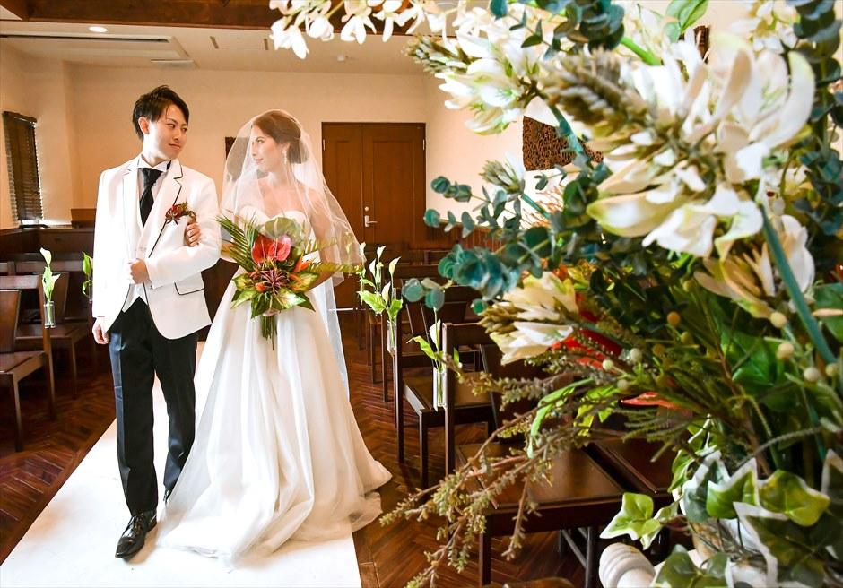 伊豆結婚式 伊豆チャペル挙式 アンダリゾート伊豆高原