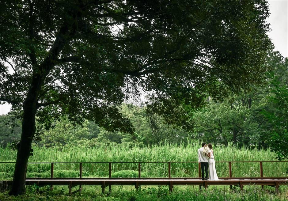 静岡ウェディングフォト 伊豆前撮り 大自然