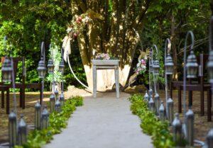 伊豆ガーデン・ウェディング 伊豆邸宅結婚式 会場装飾