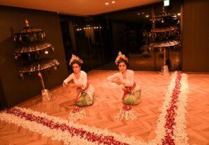 伊豆ウェディングパーティー 伊豆結婚式 バリダンス