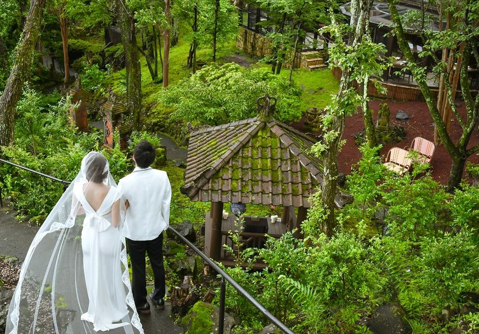 伊豆高原フォトウェディング 伊豆前撮り 結婚写真